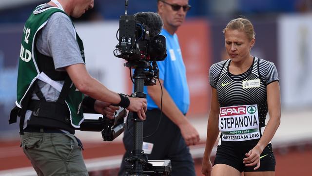 Klokkenluidster Stepanova snapt niets van beslissing IOC