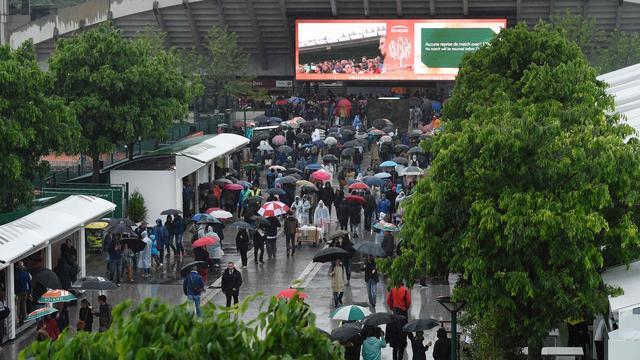 Directeur wil zo snel mogelijk dak op centre court Roland Garros
