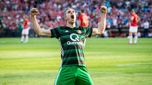 Ruim 2,4 miljoen tv-kijkers zien bekerfinale Feyenoord-AZ