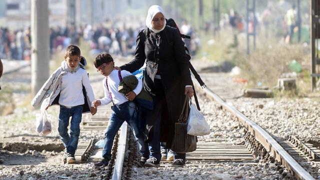 Onenigheid blijft na Europees beraad over vluchtelingen