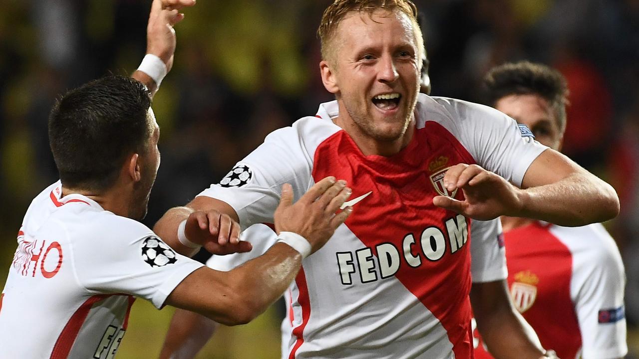 Samenvatting AS Monaco-Bayer Leverkusen (1-1)