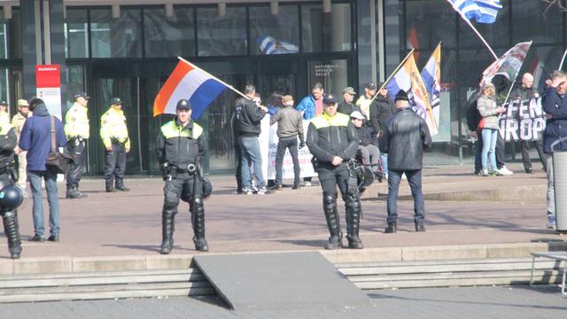 'Extreemrechtse NVU wil bij intocht Sinterklaas demonstreren'