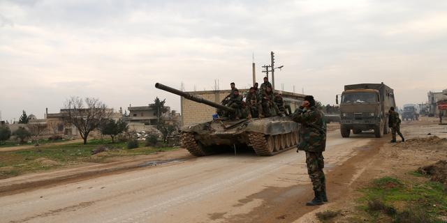 Assad en Moskou staan in Idlib tegenover de laatste rebellen - en Turkije