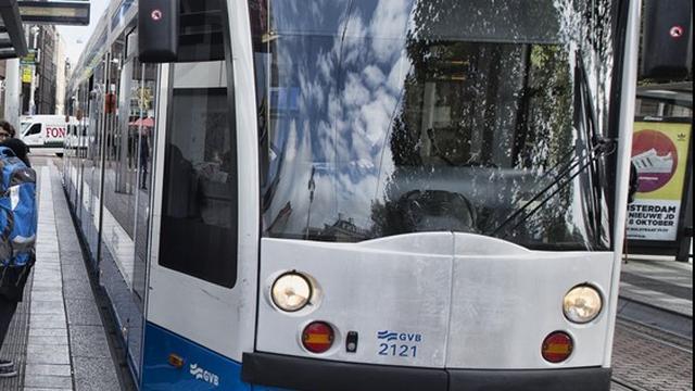 Amsterdammers kunnen zich aanmelden als tramconducteur voor ????n dag