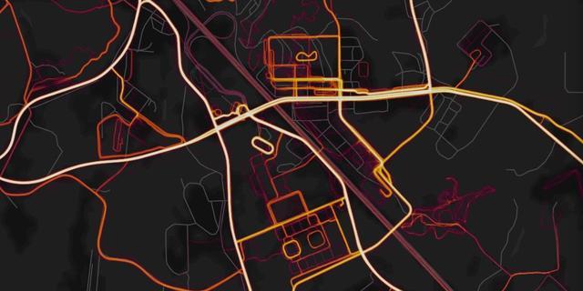 'Data van fitness-app Strava toont geheime militaire locaties'