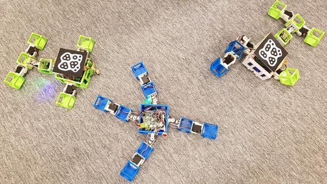 Kunnen robots zichzelf binnenkort voortplanten?