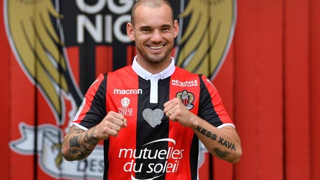 Sneijder wil prijzen winnen met OGC Nice
