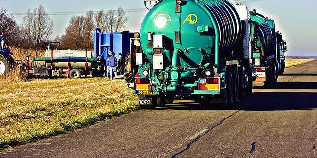 SP wil realisatie mestfabriek op industrieterrein Moerdijk