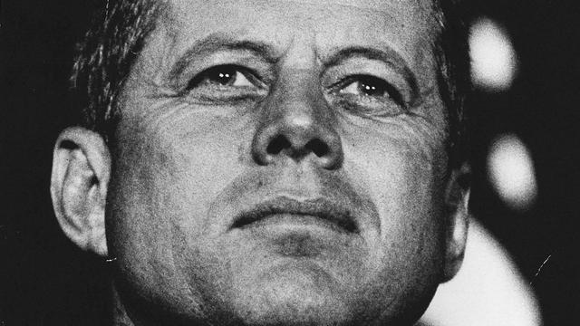 Dagboek van president Kennedy verkocht voor 700.000 dollar