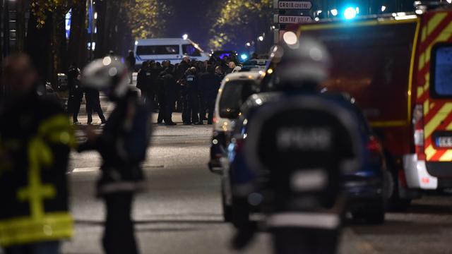 Eén gijzelnemer gedood bij gijzeling Noord-Franse plaats Roubaix