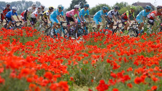 Liveticker Giro: Renners in lastige finale elfde etappe