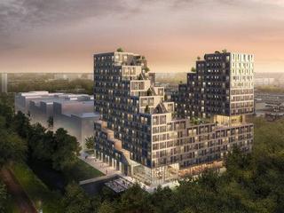 Zevenhonderd studentenwoningen en 360 appartementen