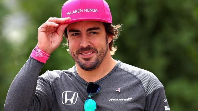 Alonso test zondag in Bahrein voor het eerst voor 24 uur van Le Mans