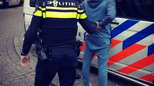 Jongen (14) in centrum Amsterdam opgepakt wegens handel in harddrugs