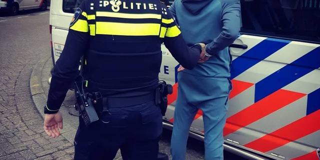 Politie arresteert drie mannen na drugsdeal op de woonboulevard