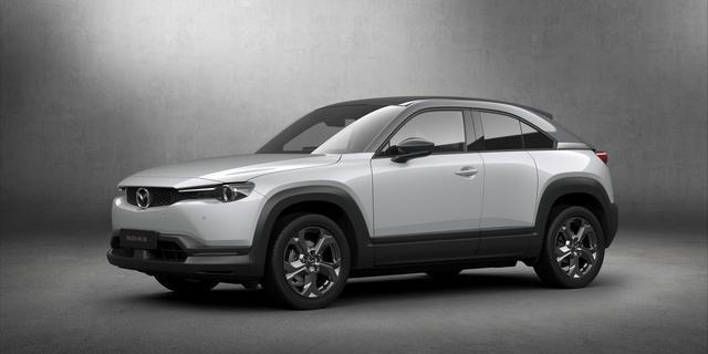 Eerste elektrische Mazda gepresenteerd in Tokio