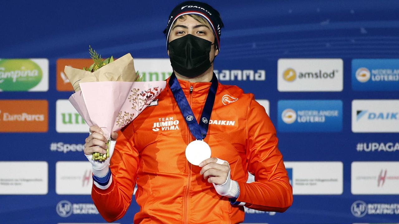 Verbij dankt 'team zelfvertrouwen' na wereldtitel: 'Ik wil domineren' - NU.nl