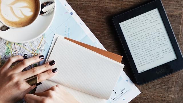 Nieuwe Kindle Paperwhite krijgt beter scherm