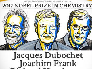 Winnaars droegen bij aan ontwikkeling van cryo-elektronenmicroscopie