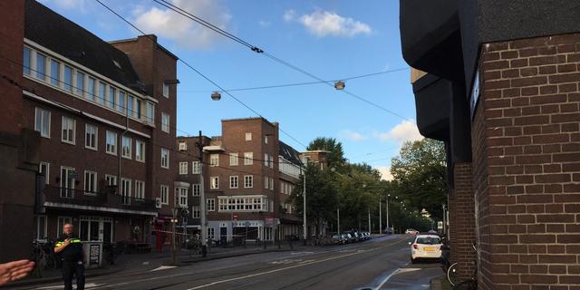 Winkel Jan Evertsenstraat mag na sluiting vanwege handgranaat weer open