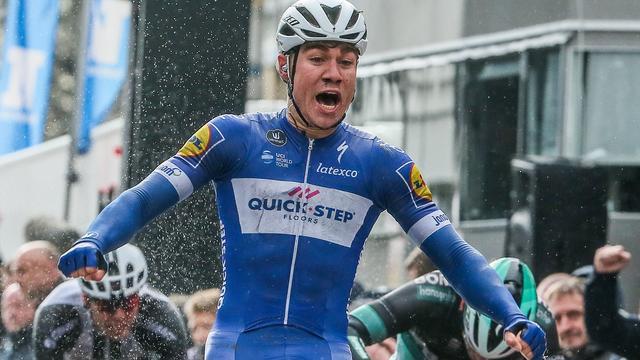 Jakobsen voert Nederlands podium aan in openingsrit Tour des Fjords