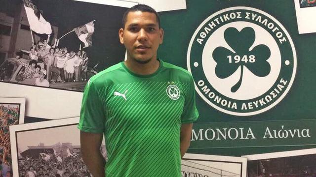 Transfervrije Maduro (32) tekent voor twee jaar bij Omonia Nicosia