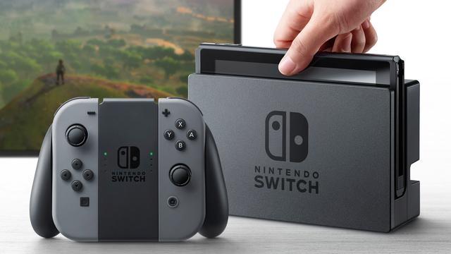 Nintendo voorspelt 13 miljoen Switch-consoles te verkopen voor april 2018