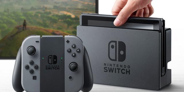'Nintendo Switch speelt geen 3DS- of Wii U-games af'