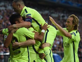 Real Madrid kan woensdag weer op gelijke hoogte komen met Catalanen