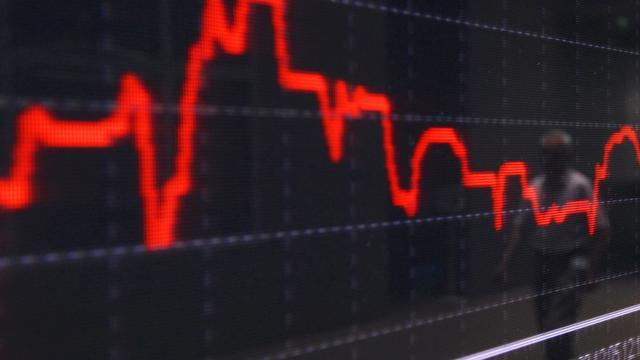 AEX sluit flink in de min door dreiging handelsoorlog