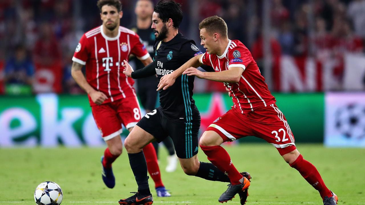 Samenvatting heenwedstrijd Bayern München-Real Madrid (1-2)