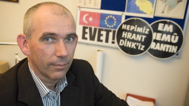 Oud-Europarlementariër Joost Lagendijk mag Turkije niet in