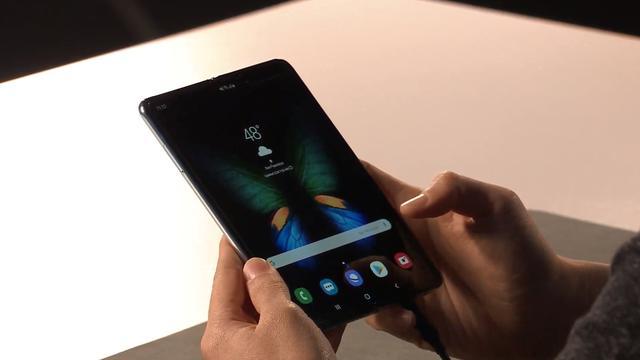 Recensie-exemplaren Samsung Galaxy Fold binnen twee dagen kapot