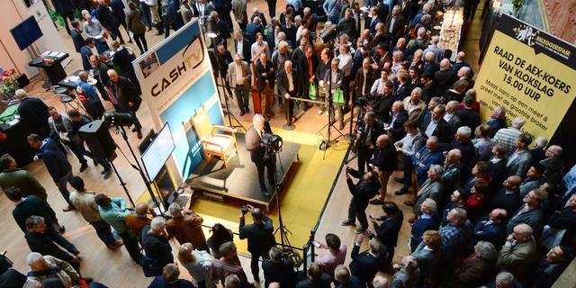'VVD populairst onder Nederlandse beleggers'