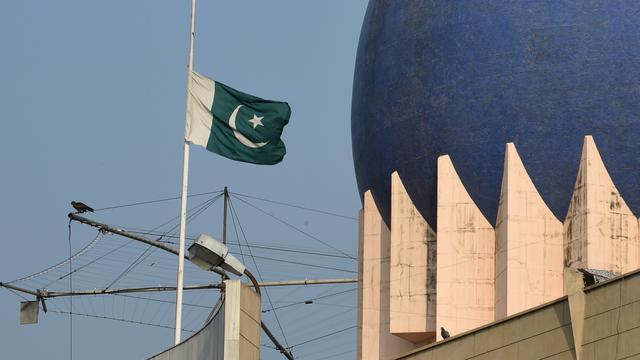 Doden bij instorten fabriek in Pakistan