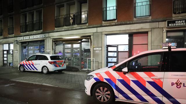 Politie rukt uit voor melding over schietincident aan Vaillantlaan