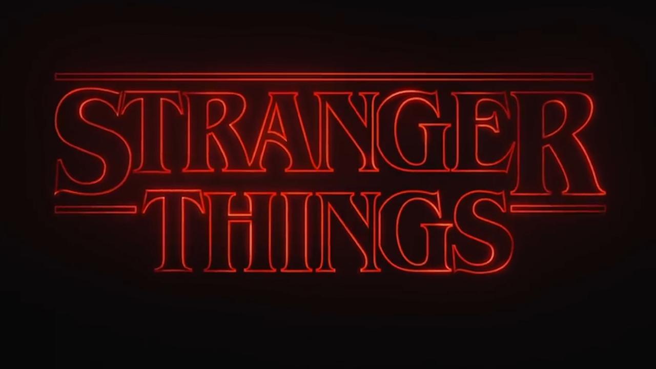 Intro Stranger Things