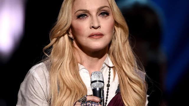 'Guy Ritchie zegt tegen zoon negatieve dingen over Madonna'