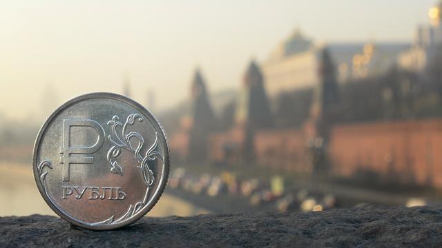 Rusland verlaagt rente ondanks zwakke roebel