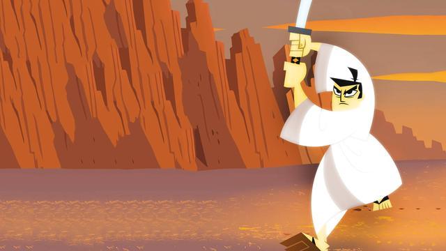 Samurai Jack keert terug bij Cartoon Network