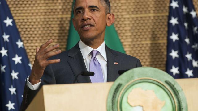 Obama roept Afrikaanse landen op om democratische waarden te respecteren