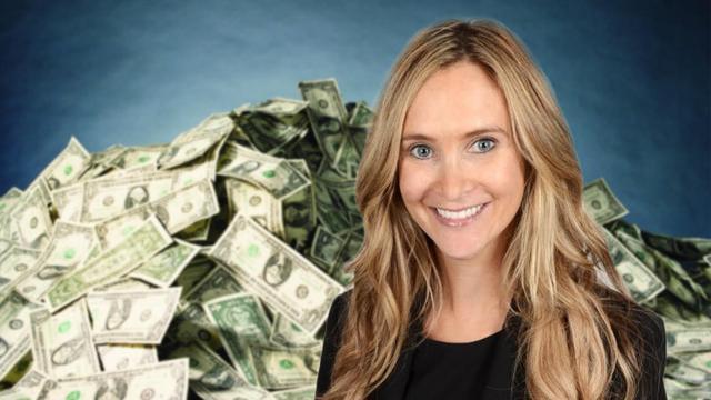 Deze vrouw krijgt 130 miljoen om te beleggen in startups