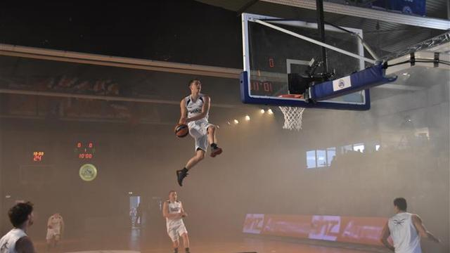 Spektakel en Leidse successen tijdens basketbal All*Star Gala