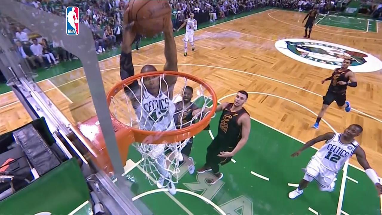 Celtics verslaan Cavaliers in vijfde duel Eastern Conference-finale