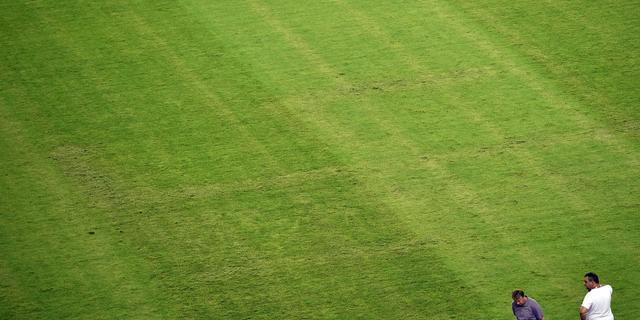 Kroatische bond licht UEFA in over 'schandalig' hakenkruis op veld