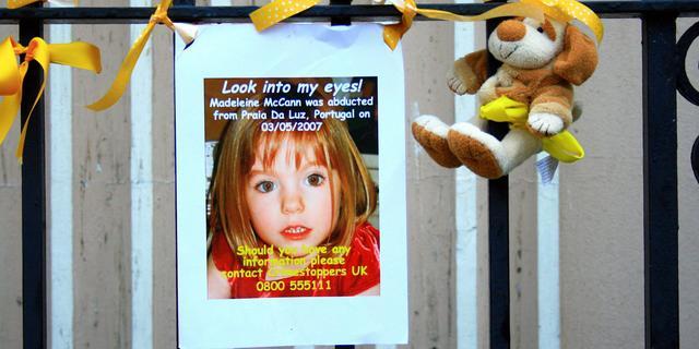 Reconstructie van de dertienjarige zoektocht naar Madeleine McCann