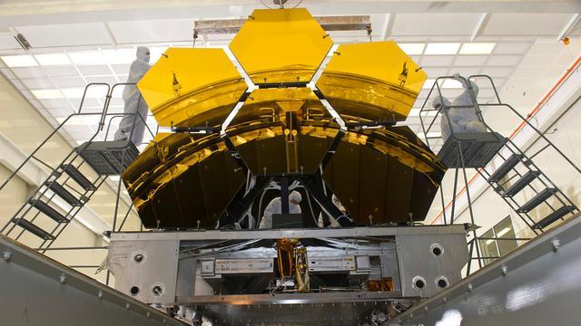 'De James Webb-ruimtetelescoop maakt tijdreizen mogelijk'