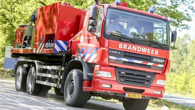 Brand in restaurant aan Bakkersstraat bij Rembrandtplein geblust
