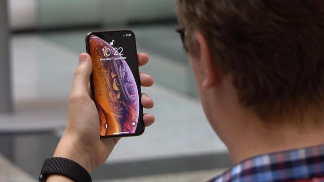 Hoe snel is de verbeterde Face ID op de iPhone XS?