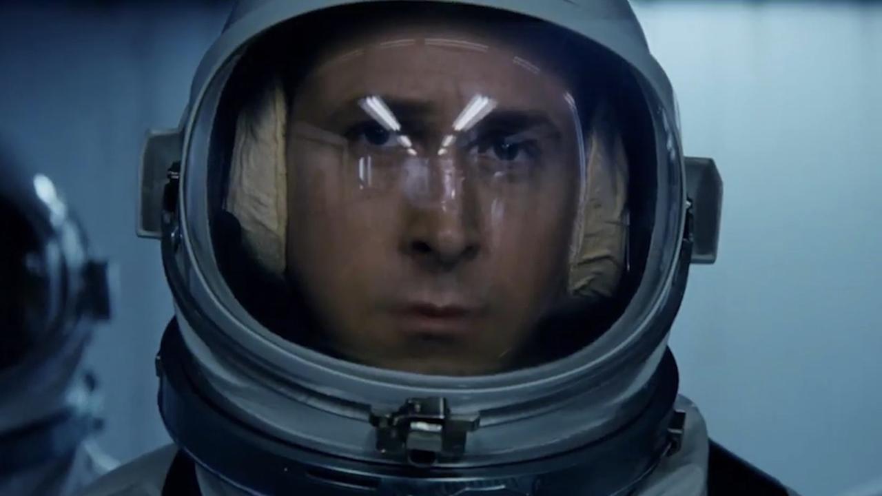 Trailer van Ryan Gosling in film over eerste maanlanding
